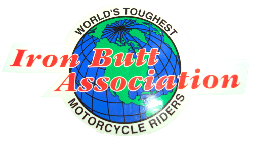 Member Iron Butt Association